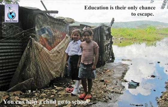 education enables the poor to escape poverty It is the classic story of giving a man a fish or teaching him how to fish  in simple  terms, a poor family trying to escape poverty pays an effective.